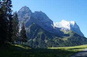 Rosenlaui (Berner Oberland, Suiza)