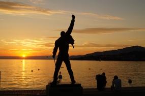 Freddie Mercury, Montreux
