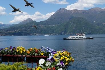 Varena (lago de Como, Italia)