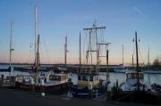 El puerto de Enkhuizen