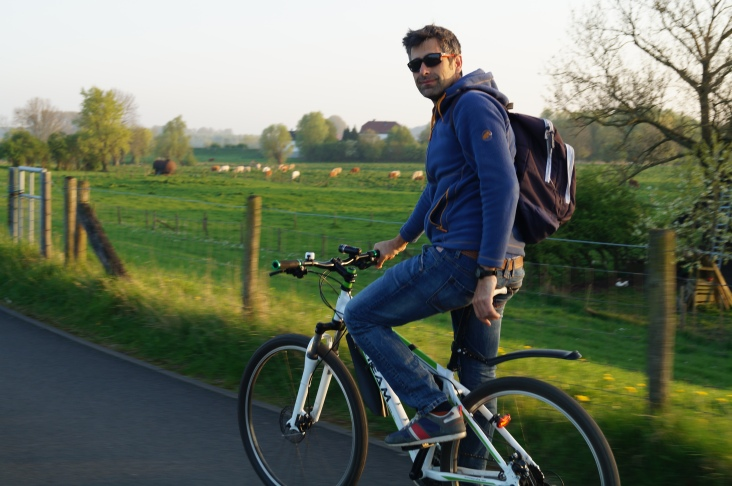 Ciclista ocasional