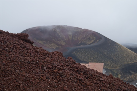 El Etna.
