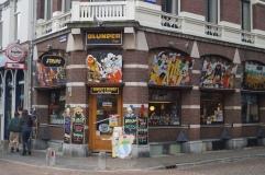 Tienda de comics de Ultrech.