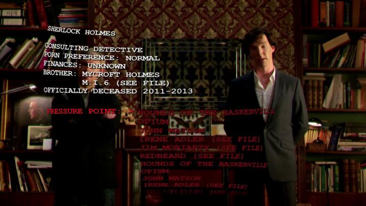 Sherlock ficha