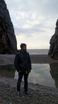 En Sa Calobra (Mallorca)