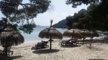 Cala Formentor, un pequeño paraíso