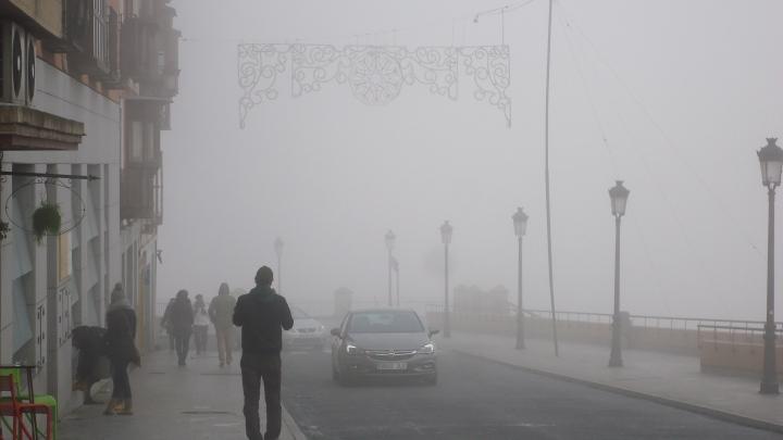 Taliban en la niebla
